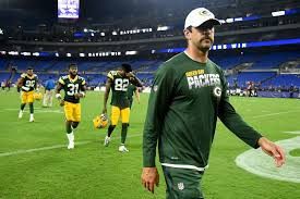 Green Bay Packers: Aaron Rodgers shouldn