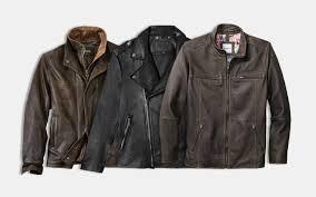 The 25 Best <b>Men's Leather Jackets</b> | GearMoose