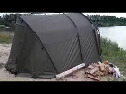 Отзыв покупателя о палатке 101 3 MAN EastShark - YouTube