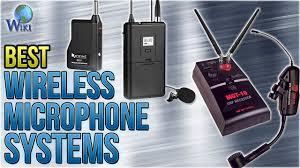 10 Best <b>Wireless Microphone Systems</b> 2018 - YouTube