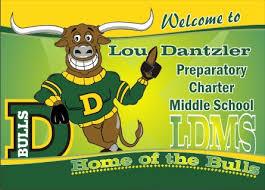 Image result for lou dantzler preparatory middle school