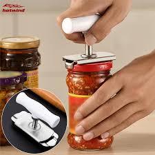 HW <b>Adjustable Jar Opener Stainless</b> Steel Lids off Bottle Opener ...