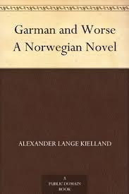 alexander lange kielland garman worse skuespil i fire akter danish edition