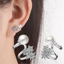Aliexpress.com : Buy <b>2017 New</b> Fashion <b>925 Sterling</b> Silver Earrings ...