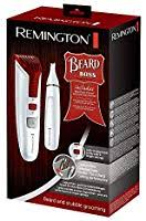 <b>Remington MB4122 Beard Trimmer</b> Gift Set Including Nose and Ear ...