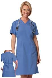 <b>ANNO Hospital Medical Scrubs</b> Set Nursing <b>Uniform clothing</b> beauty ...