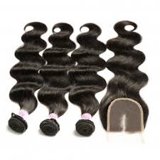 4 4 lace closure wigs brazilian human hair wig 150 density straight ombre for black women hanne