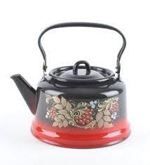 <b>Чайник</b> эмалированный, закатное дно (<b>3</b>,<b>5</b> л) | Купить с ...