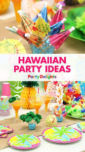 Celebrate <b>summer</b> with our collection of <b>Hawaiian party ideas</b>!