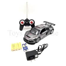 <b>1:18 Scale</b> 27MHz Deluxe Sports Racing <b>RC Car</b>