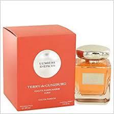 <b>Terry de Gunzburg Lumiere</b> d'Epices Eau De Parfum for women 3.4 ...