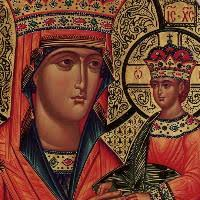 <b>Икона Божьей</b> Матери «<b>Споручница</b> грешных»: о чем молятся ...