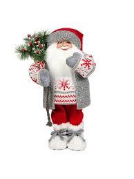 <b>Дед</b> Мороз в Свитере со Снежинкой (MT-121476-32) <b>MAXITOYS</b> ...