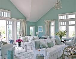 living room interior beach house