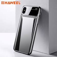 <b>HAWEEL Phone Case for</b> iPhone X / XS / XS Max /XR Magic Mirror ...