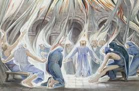 Image result for The sending of the Holy Spirit