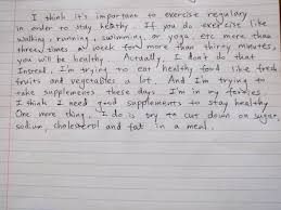 healthy lifestyle essay our work how healthy eating affects your lifestyle gcse health and social