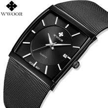 <b>Wwoor Men</b> Wristwatch Clock
