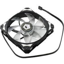 <b>Вентилятор</b> для корпуса 120x120 мм <b>ID</b>-<b>Cooling PL</b>-<b>12025</b>-W ...