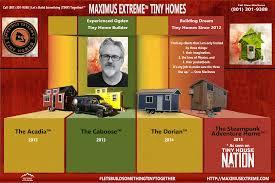 max maximus extreme custom tiny dream homes