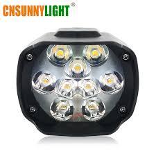 <b>CNSUNNYLIGHT Motorcycle Bike LED</b> Headlight Fog DRL Spot ...