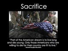 Quotes About Soldiers Sacrifice. QuotesGram