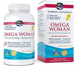Nordic Naturals - Omega Woman, Evening Primrose ... - Amazon.com