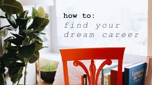 how to your dream career findyu  how to your dream career findyu 128184128171128525
