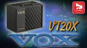гитарный комбоусилитель vox ac30c2x