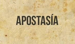 Resultado de imagem para imagens de apostasia