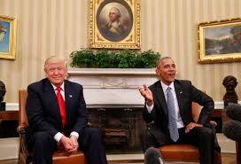 president barack obama meets with president elect donald trump in the oval office of the barack obama oval office