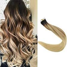 "<b>Full Shine</b> 14"" <b>Tape</b> in Hair Extensions 2.5g per piece 50g per ..."
