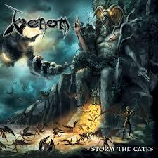 <b>Venom</b> – <b>Storm The</b> Gates – Album Review – R o c k 'N' L o a d