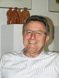 Bürgermeister <b>Hans Weil</b> in seinem Dienstzimmer gki - nzwz-19517901_1411_onlineBild