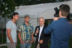 country music org nashville blog news artists singles songs frank larosa gets a great interview from love and theft who admit to having a little trouble in their hotel room last year crossing our fingers things