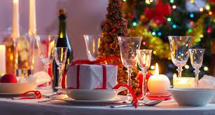 Resultado de imagen para mesa de navidad