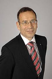 Hat Wiederwahl geschafft: Hannes Germann (SVP/SH) Christian Lanz - hannes-germann