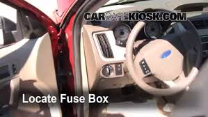 interior fuse box location 2008 2011 ford focus 2009 ford focus 2007 Ford Focus Fuse Box Location interior fuse box location 2008 2011 ford focus 2010 ford focus fuse box location