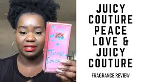 <b>Juicy Couture PEACE LOVE</b> & JUICY COUTURE | Only1Nicole