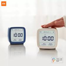 Pre sale Original <b>Xiaomi Cleargrass Bluetooth alarm</b> clock ...
