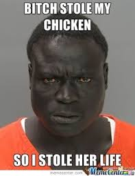 black People (And Their Chicken) by 14zelliott - Meme Center via Relatably.com