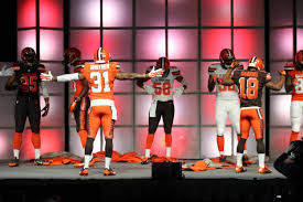 <b>Browns</b> Uniform Redesign Underway For 2020 Reveal – CBS ...