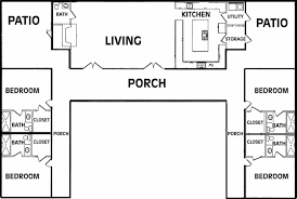 Simple Ranch Style House Plan Shaped Ranch House  Getmobilenow coshaped ranch house l shaped ranch style house plans