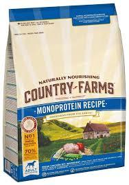 <b>Корм</b> для собак <b>Country Farms</b> курица — купить по выгодной цене ...