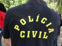 Resultado de imagem para foto de greve de policiais civís