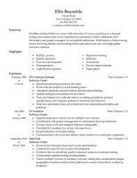 Resume Template Samples Cover Letter Design Template