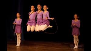 """Танец со <b>скакалками</b>, Ансамбль """"Школьные годы"""", Dancing with ..."""