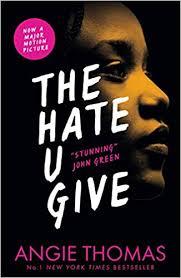 The <b>Hate</b> U Give: Amazon.co.uk: Angie Thomas: Books