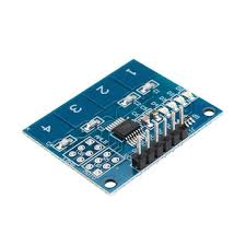 <b>3pcs TTP224 4CH Channel</b> Capacitive Touch Switch Digital Touch ...