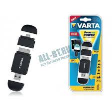 <b>Внешний аккумулятор VARTA</b> Mini Powerpack Чёрный - купить ...